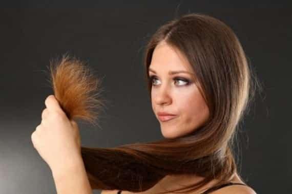 التخلص من تقصف الشعر نهايا